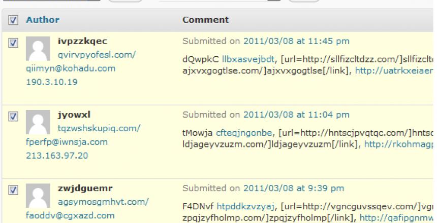 What is spam - Blue Ocean Web Hosting